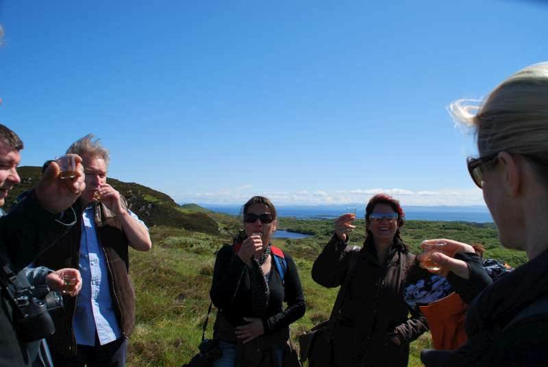 3-ardbeg-walk-refreshment