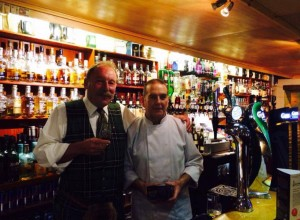 Ballygrant Inn with David and Charles MacLean
