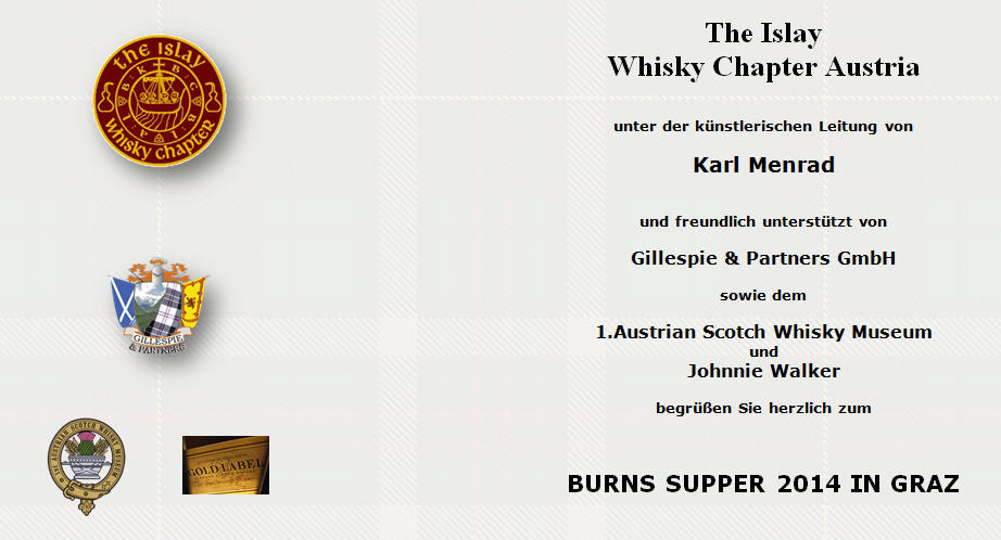 Burns Supper 2014 Frontpage