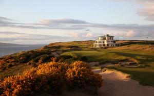 Castle Stuart Golf Hole 9