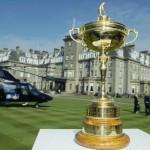 Gleneagles Ryder Cup Trophy