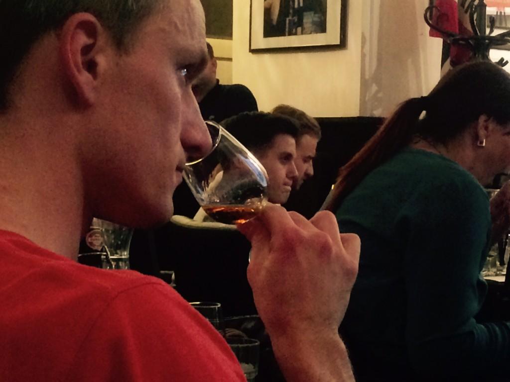 Glenfarclas Tasting - Nosing