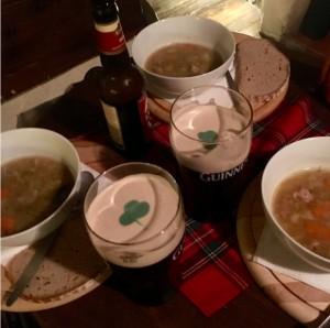 Irish Stew Guiness Kilkenny Steirerpub