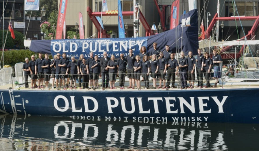 Old Pulteney Ship
