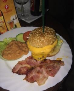 Steirerpub Burger