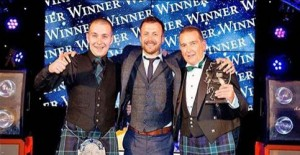 whisky Bar Award Ceremony